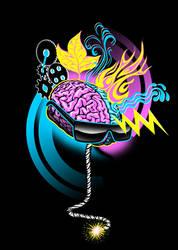 Brain Bang by KylerSharp