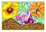 Flower garden - Promarkers