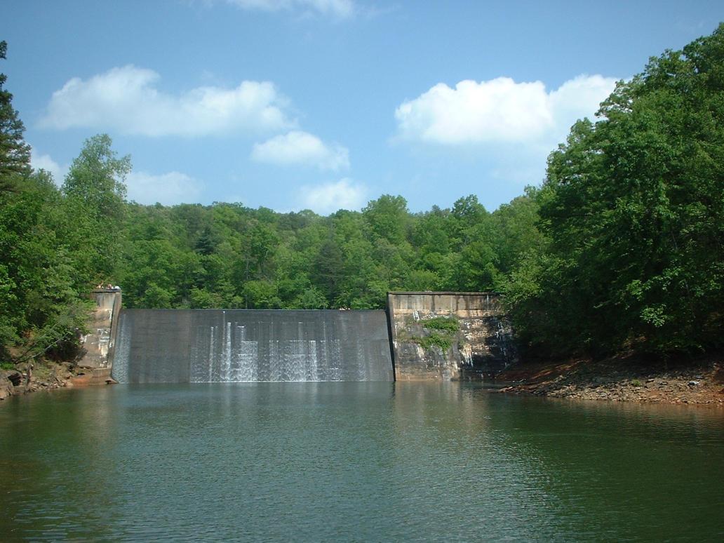 Issaqueena Dam By Starbirix On Deviantart