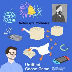 Album Cover: Untitled Goose Game