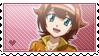 Madoka Amano [Zero G] Stamp by Emi-The-Hedgehog
