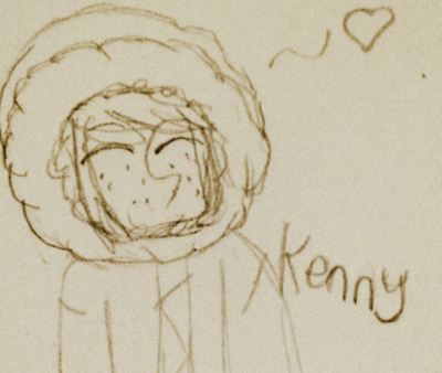 Kenny Mccormick by GoddessOfNature1