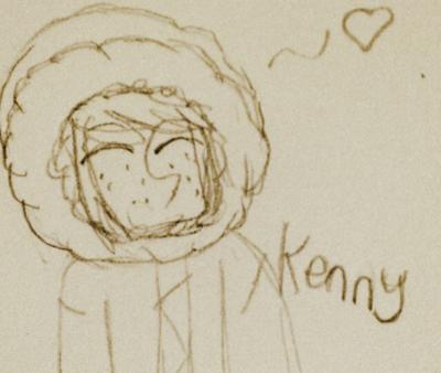 Kenny Mccormick by GoddessOfNature1