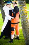 Naruto - I by HampusAndersson