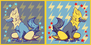 Manectric by Shikoire