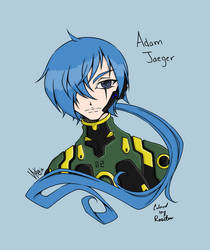 Adam Jaeger by Roselite