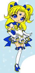 Art Trade: Sailor Celestial by Roselite
