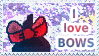 Bow Stamp by 0stb