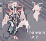 Dragon boy - auction CLOSED
