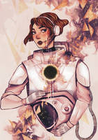 Space by Nausinesaa