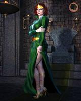 Masters of the Universe - Queen Marlena by Uroboros-Art