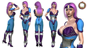 Glimmer character sheet