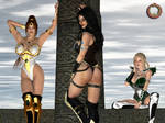 Inner Universe girls pinup 02
