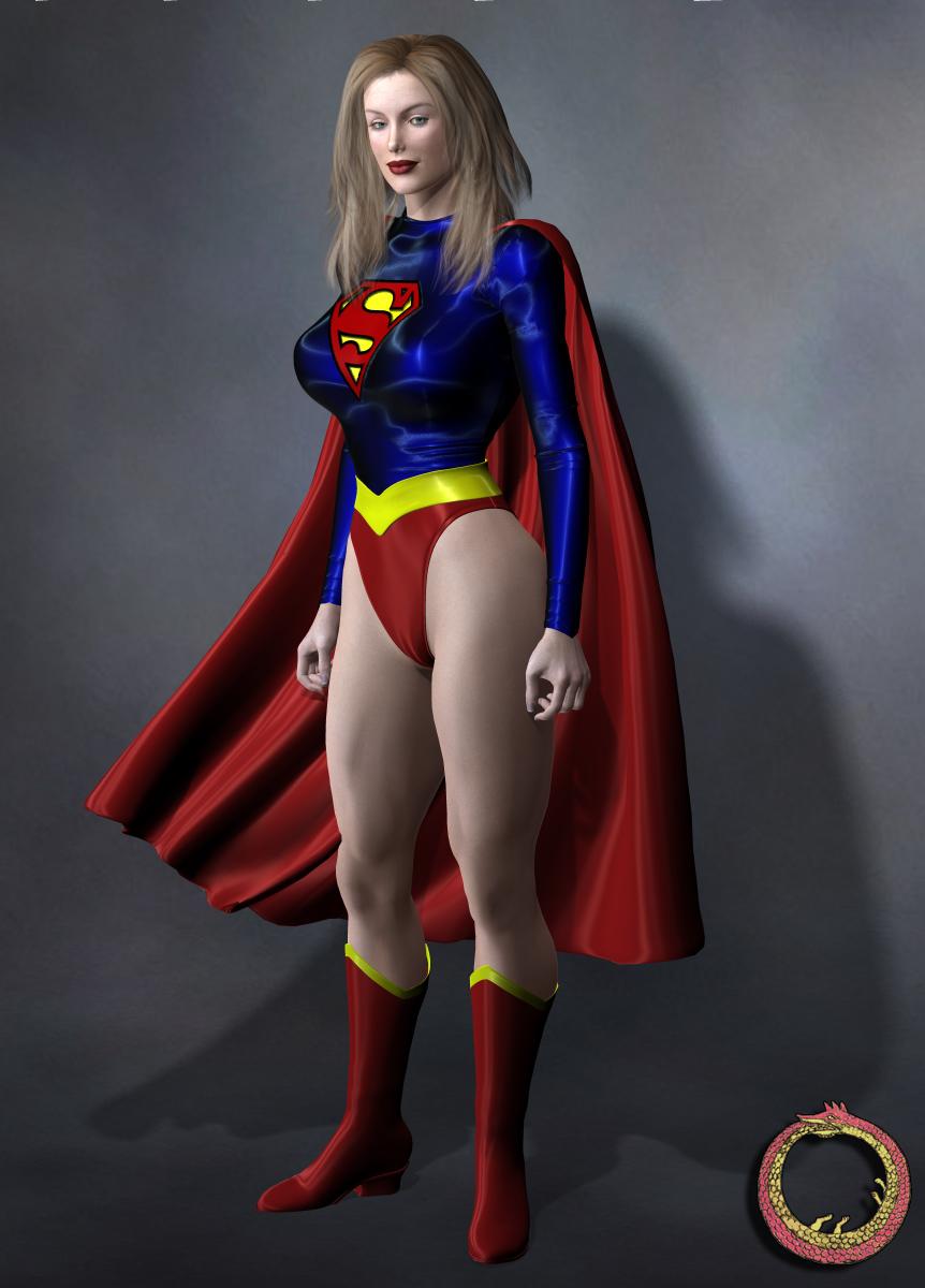 Supergirl by KevinG-art on DeviantArt   Dc comics girls