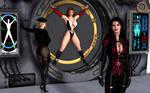 Red Venus Captive by Nyx