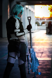 SAO2 - Sinon (Asada Shino) by FRAMEICON