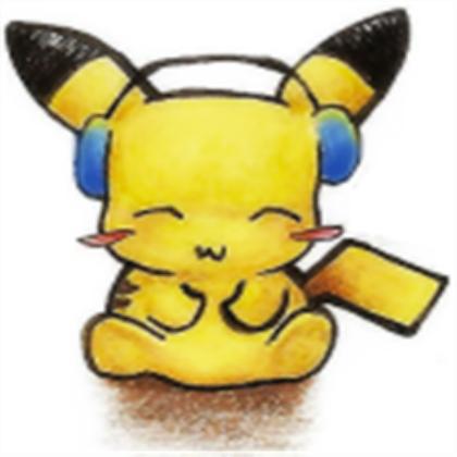 Cute Pikachu by BlueShadic90 on DeviantArt