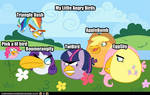 Angry Ponies