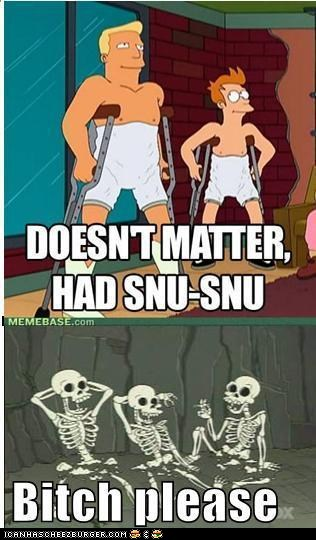 Snu-Snu Meme by TheRealFry1