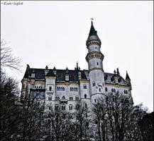 Neuschwanstein by Esse-light