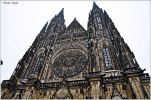 St. Vitus Cathedral by Esse-light
