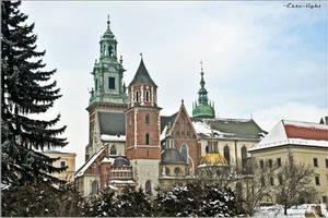 Krakow by Esse-light