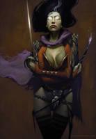 Witch Huntress