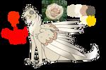 Quicksand Rose Coer OTA by Rubispiritwolf