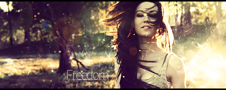 freedom sign by NoRullezzz