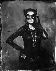 Catwoman by CindyHoliday