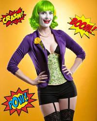 Lady Joker by CindyHoliday