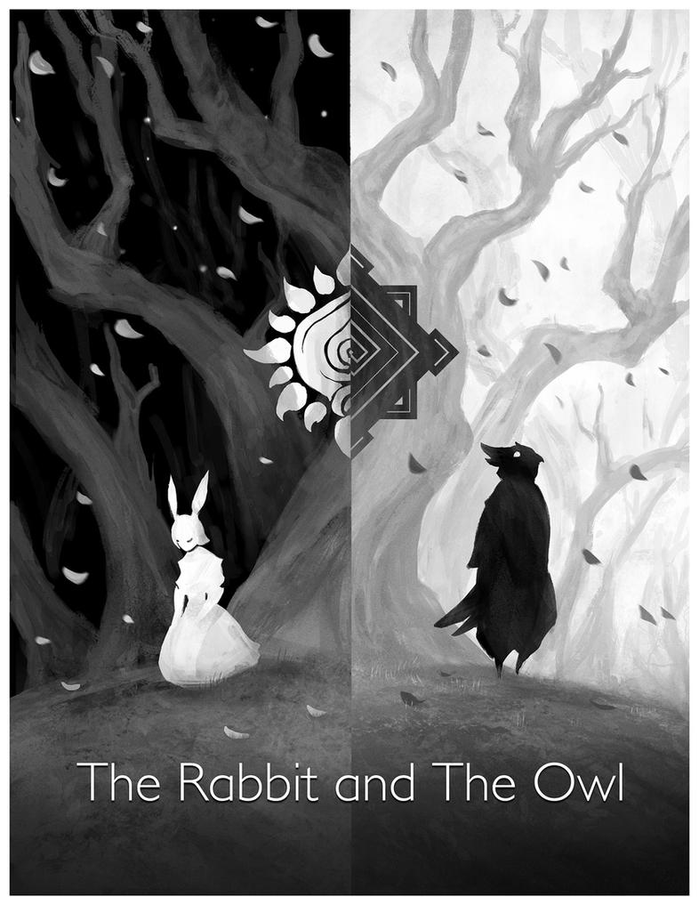 The Rabbit and The Owl by Vaig