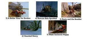 Thomas Series 5 Fav Episodes Part 2