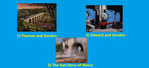 Thomas and Gordon and Other Stories DVD Page 1