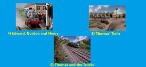 Thomas and Gordon and Other Stories DVD Page 2
