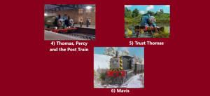 Thomas' Christmas Party DVD Page 2