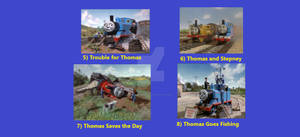 Best of Thomas US (MF92's version) DVD Page 2
