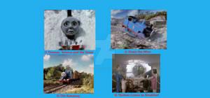 Thomas' Predicaments DVD Page 1