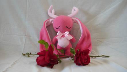 Valentine's Day Jackalope by PhantomxFan
