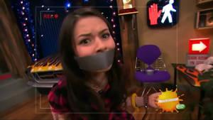 Carly Getting Gagged
