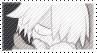 Shirogane stamp by aquaIights