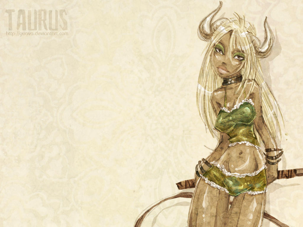 Taurus Wallpaper By Guava