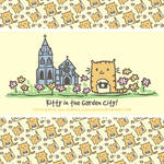 city kitty pattern