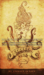 amoeba soup mermaid by guava