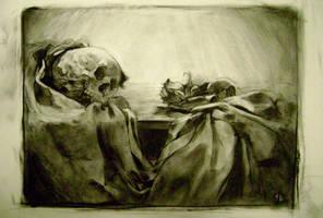 Still Life by CeruleanRaven