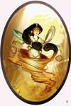 Disney Elementals Jasmine