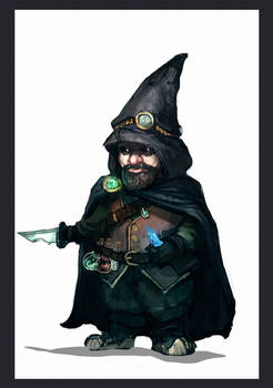 Gnome Thief