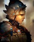 Durani Empire Golem Knight