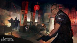 Shadowrun Hong Kong: Teahouse Shootout
