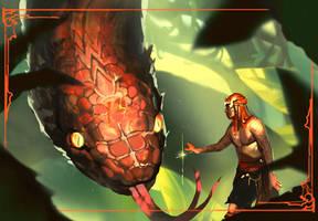 Serpent Tamer